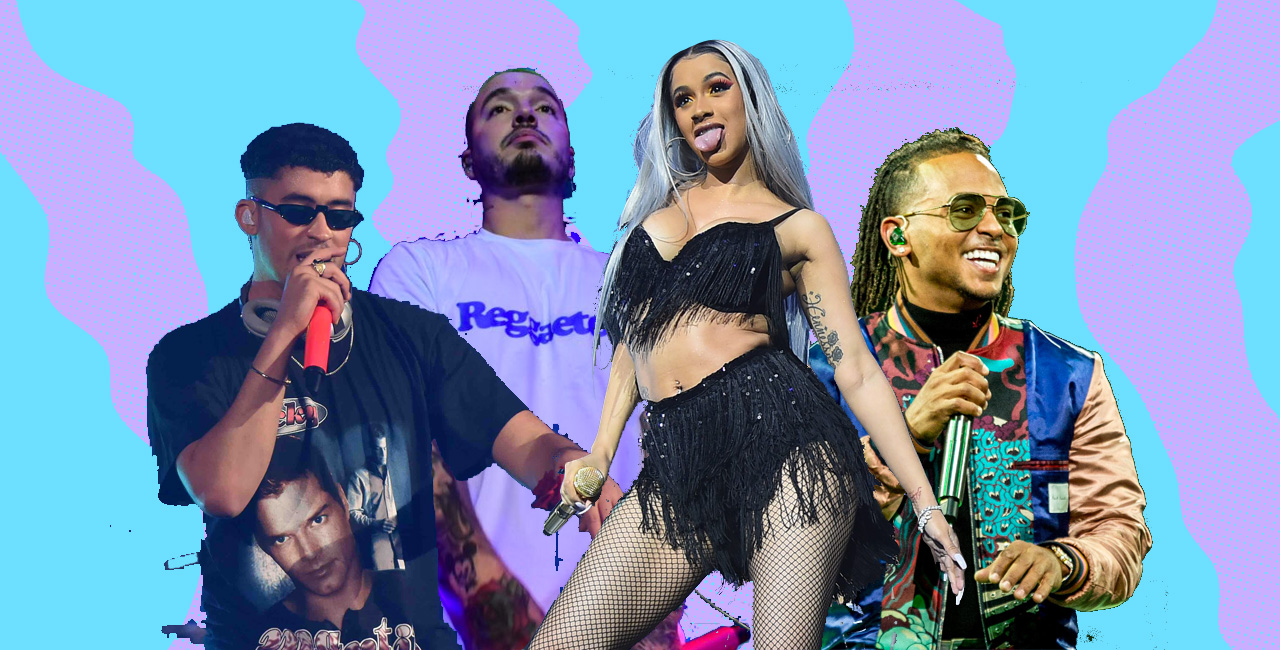 Bad Bunny, Ozuna, Cardi B and J Balvin Will Headline Baja Beach Fest 2019