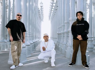 "Lil Rob, MC Magic and Cuco's Dreamy New Anthem ""Search"" Bridges Generations of Chicano Rap"