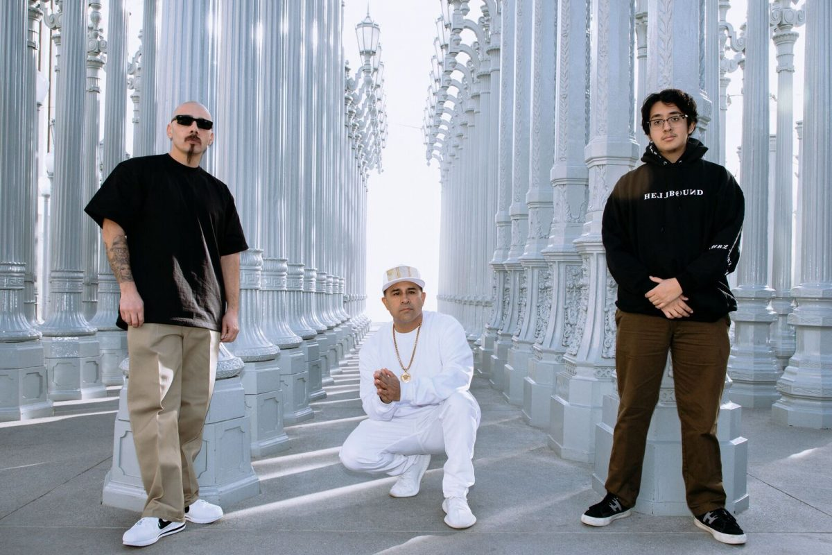 """Lil Rob, MC Magic and Cuco's Dreamy New Anthem """"Search"""" Bridges Generations of Chicano Rap"""