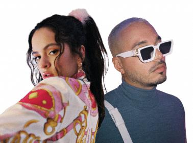 """Rosalía, J Balvin & El Guincho Throw a Flamencotón Party in the Clouds in """"Con Altura"""" Video"""