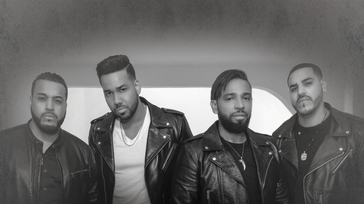 Aventura Announces Long-Awaited Reunion Tour After 10 Years