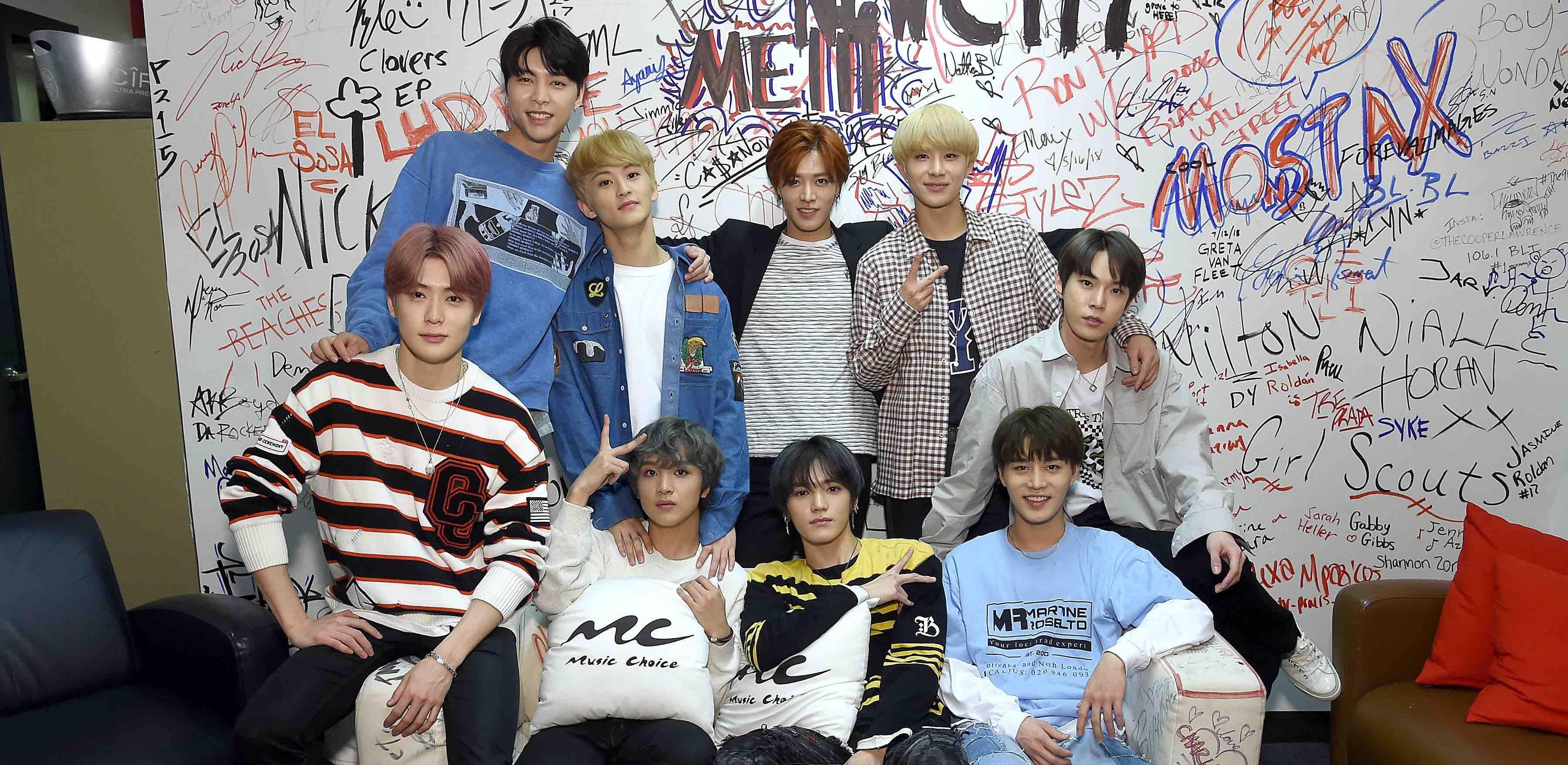 Watching NCT 127 Dance Merengue on '¡Despierta América!' Will Make Your Day