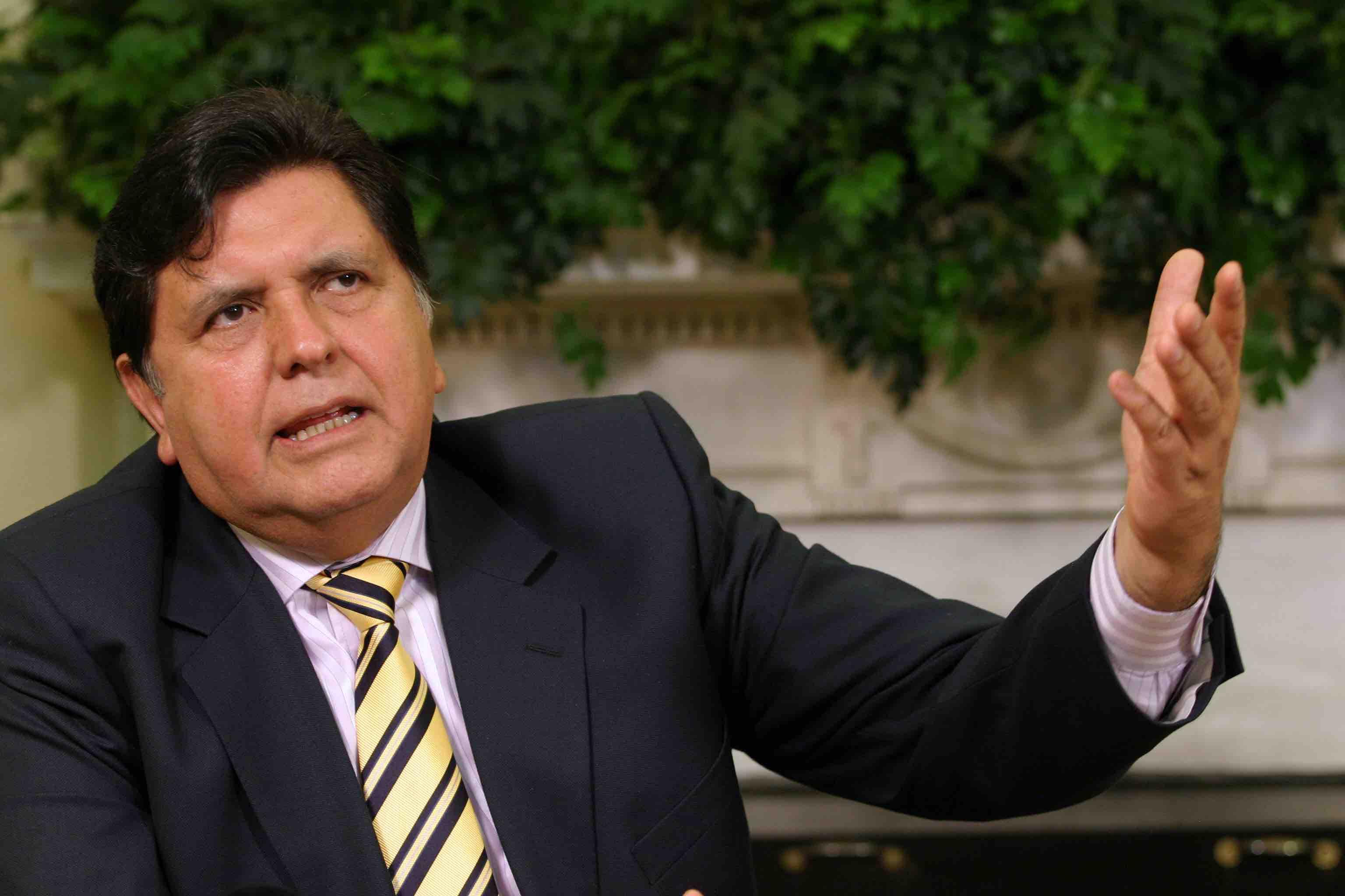 Former Peruvian President Alan García Dies After Self-Inflicted Gunshot Wound