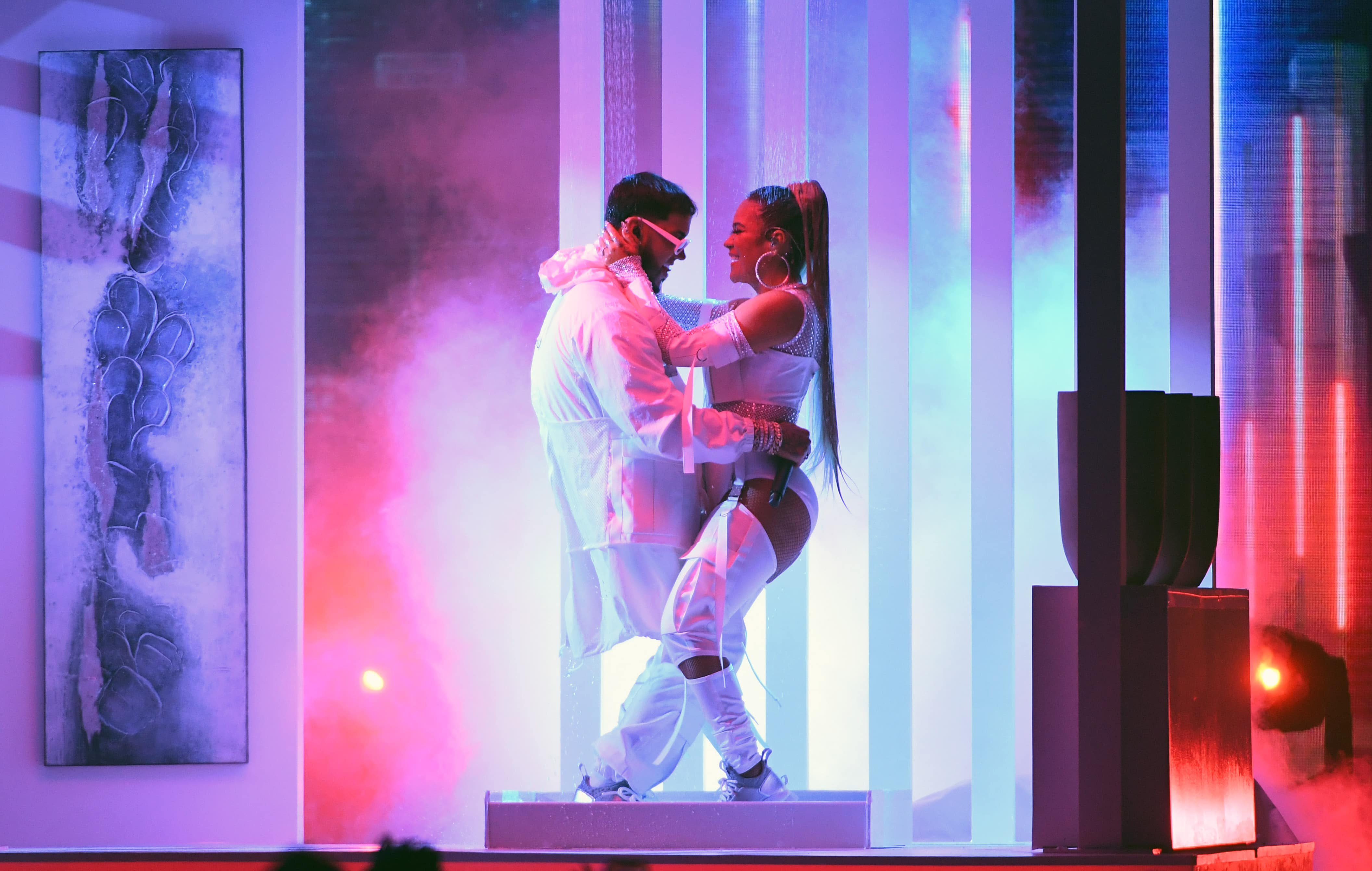 Karol G and Anuel AA's Hotel Suite Robbed in Chile