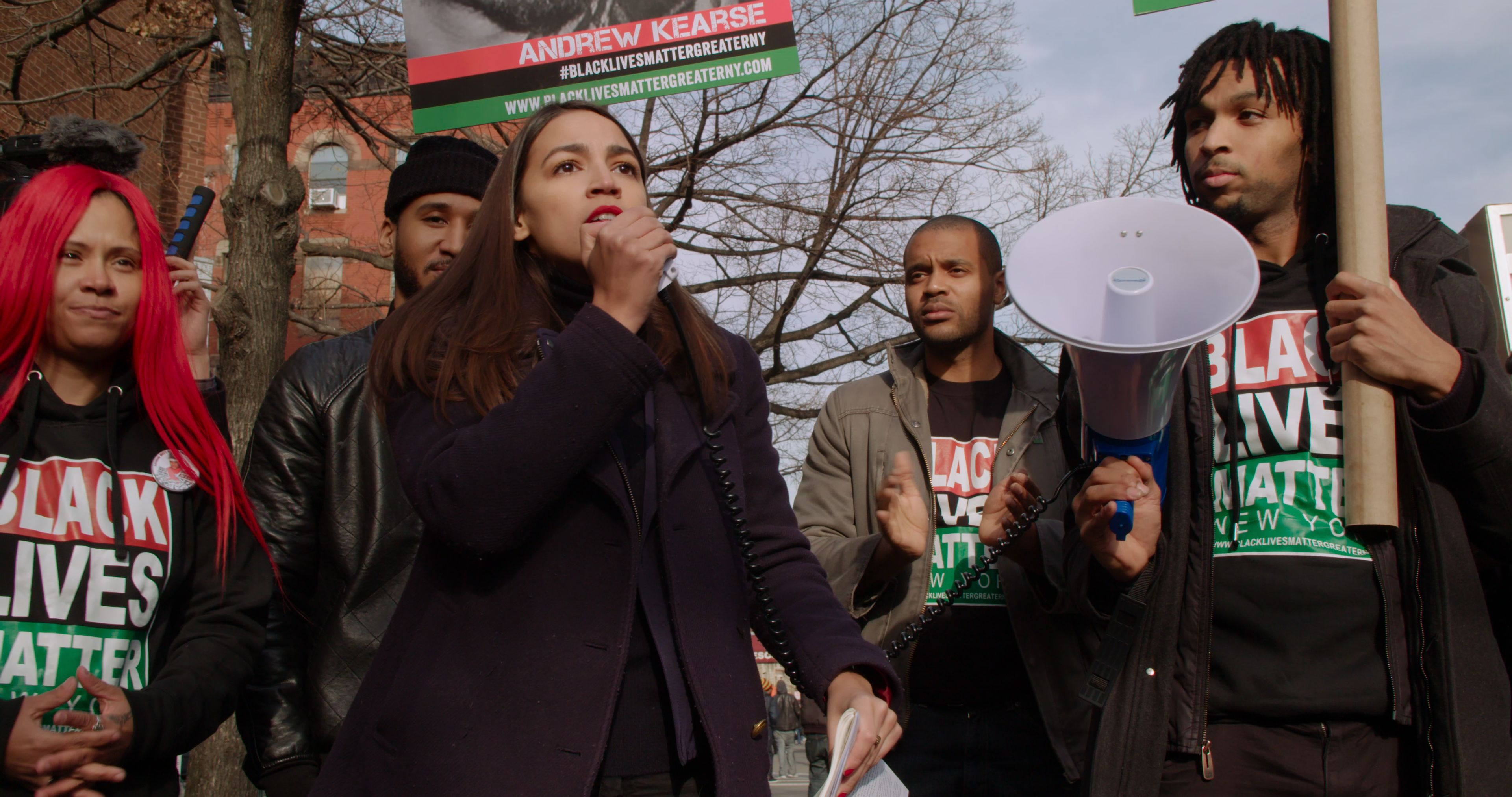 Netflix Drops Emotional Trailer for AOC Documentary 'Knock Down the House'