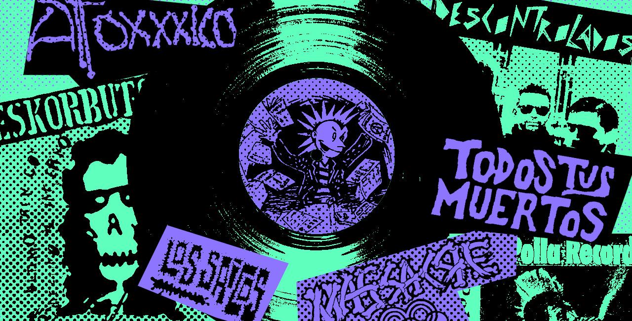 10 Rare & Essential Spanish-Language Punk Releases to Own on Vinyl