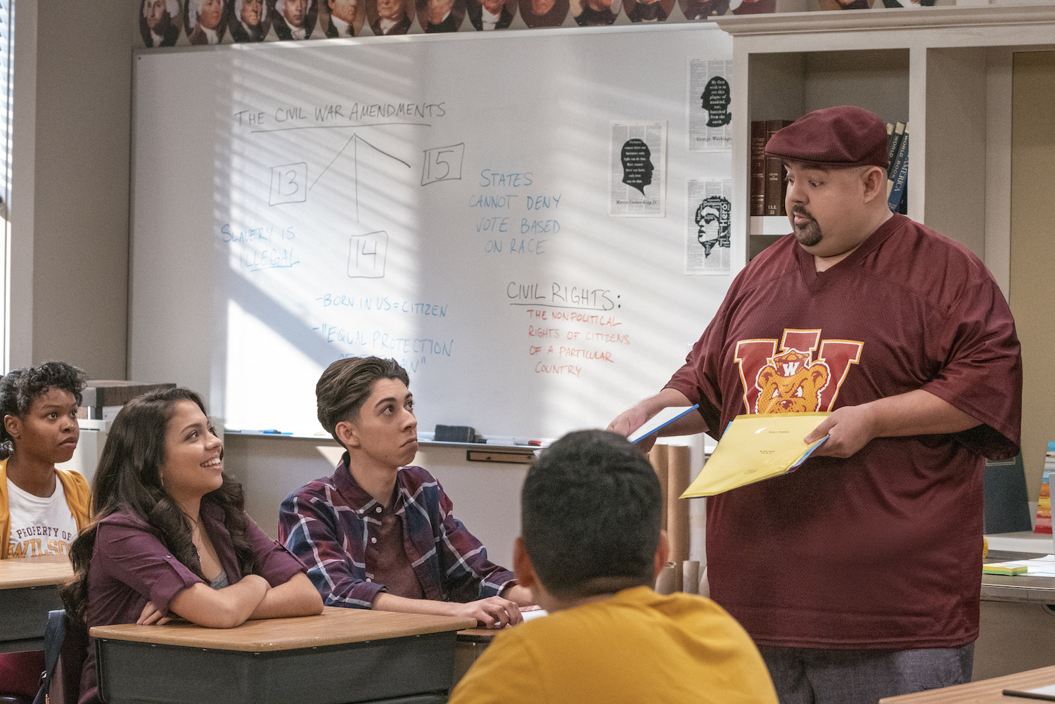 Gabriel Iglesias' Sitcom About Teaching High School Is Heading to Netflix This Summer