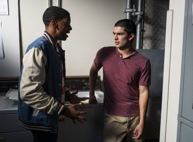 """'On My Block's Diego Tinoco On Cesar's Guilty Conscience & His """"Odd Couple"""" Friendship With Jamal"""