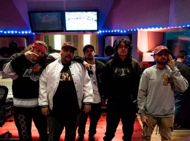 Royal Highness Hit The Studio With Cuco, J.Patron and More Ahead of New Album