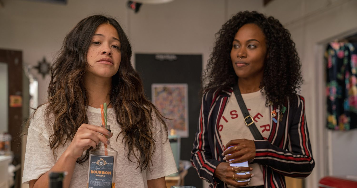 REVIEW: 'Someone Great' Lives Up to Its Title & Spotlights Gina Rodriguez's Comedic Talents