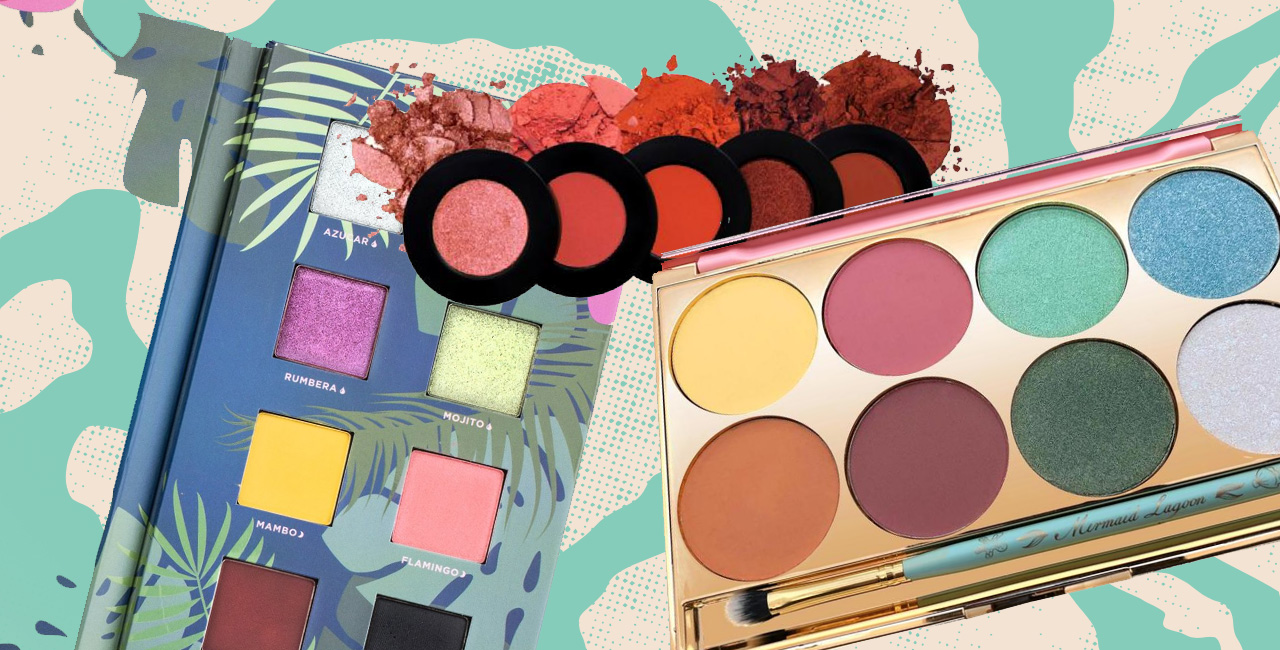 5 Latina-Owned Brands With Colorful, Bold Eye Shadow Palettes