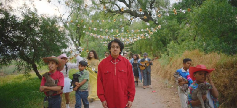 "Cuco's Haunting ""Hydrocodone"" Video Shows a Dream-Like Journey Through Recovery"