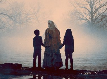 REVIEW: A Sarcastic Priest-Turned-Curandero Saves 'The Curse of La Llorona' From Itself