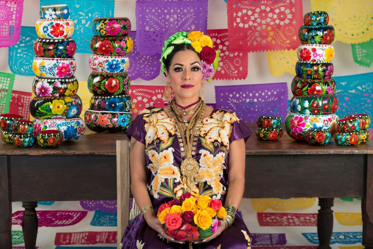 """Lila Downs Flips Manu Chao's """"Clandestino"""" Into a Cumbia Protesting US Immigration Policy"""