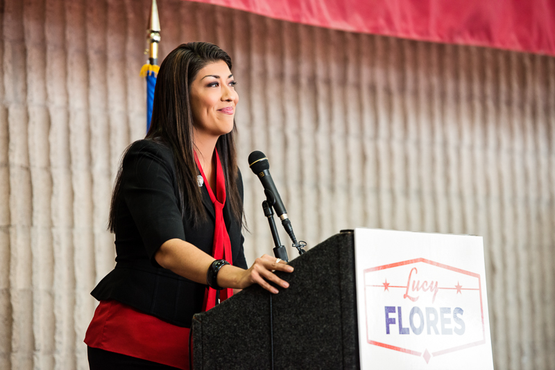 Op-Ed: When Lucy Flores Spoke Out, Why Were Latino Men Among the First to Discredit Her?