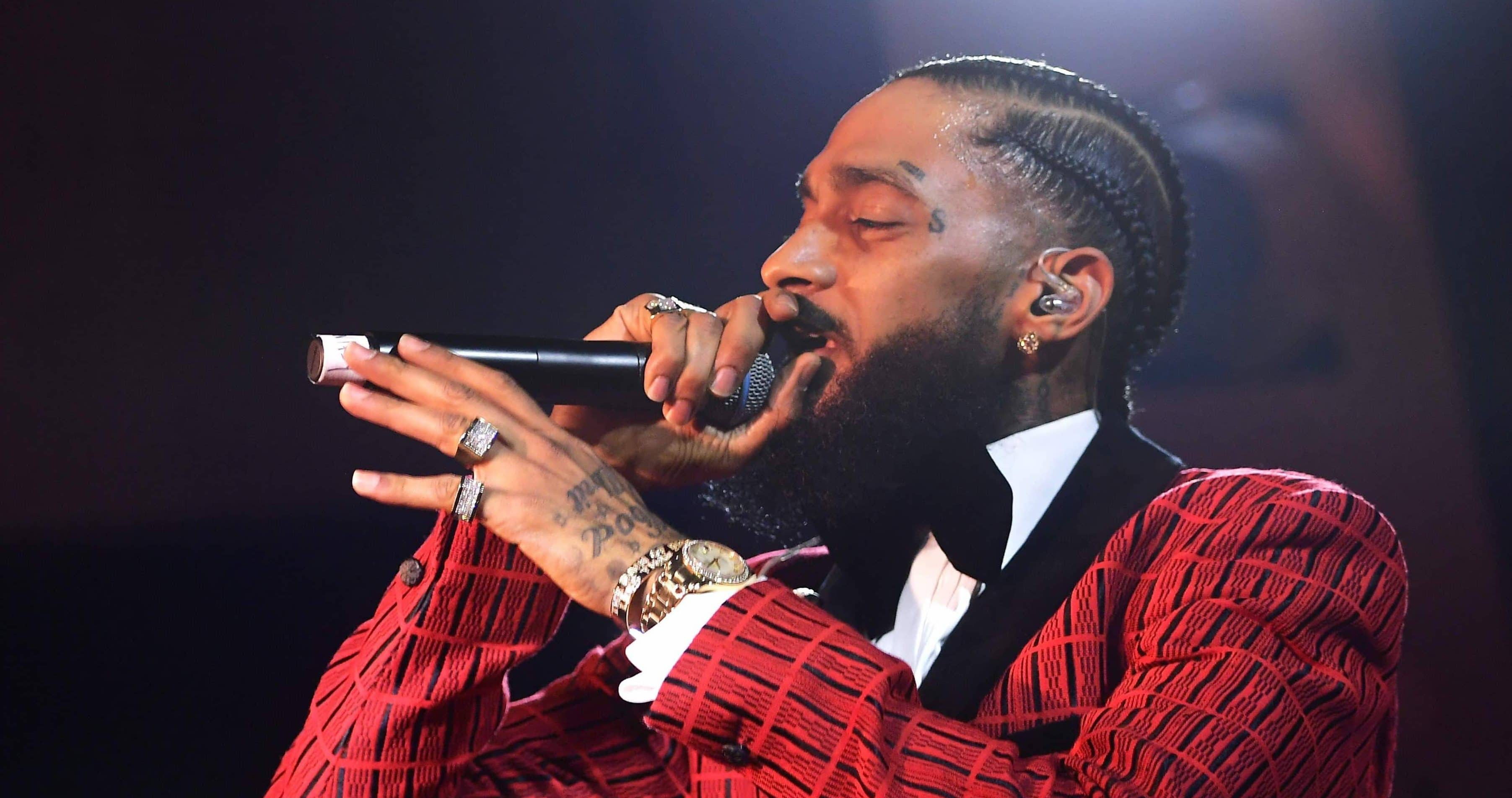 Nipsey Hussle Was a Community Ambassador Who Also Advocated for Latinos