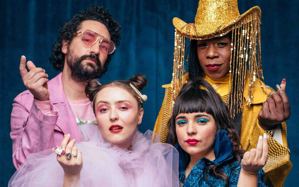 """Salt Cathedral's """"Go And Get It"""" Video Is a Colorful Ode to Hardworking Hustlers"""