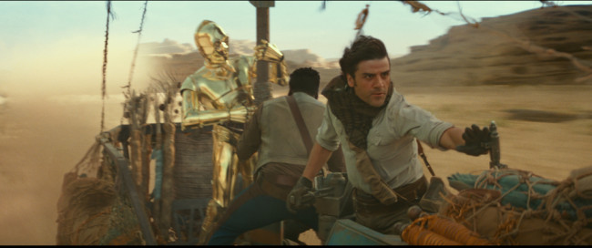 The First Trailer for 'Star Wars: The Rise of Skywalker' is Finally Here