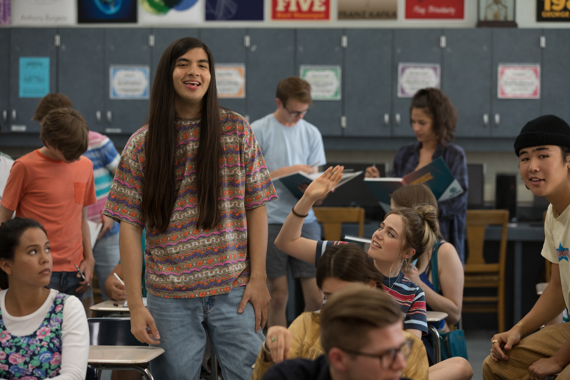 Mexican-American Actor Eduardo Franco on the 'Booksmart' Role That Was Created Just for Him