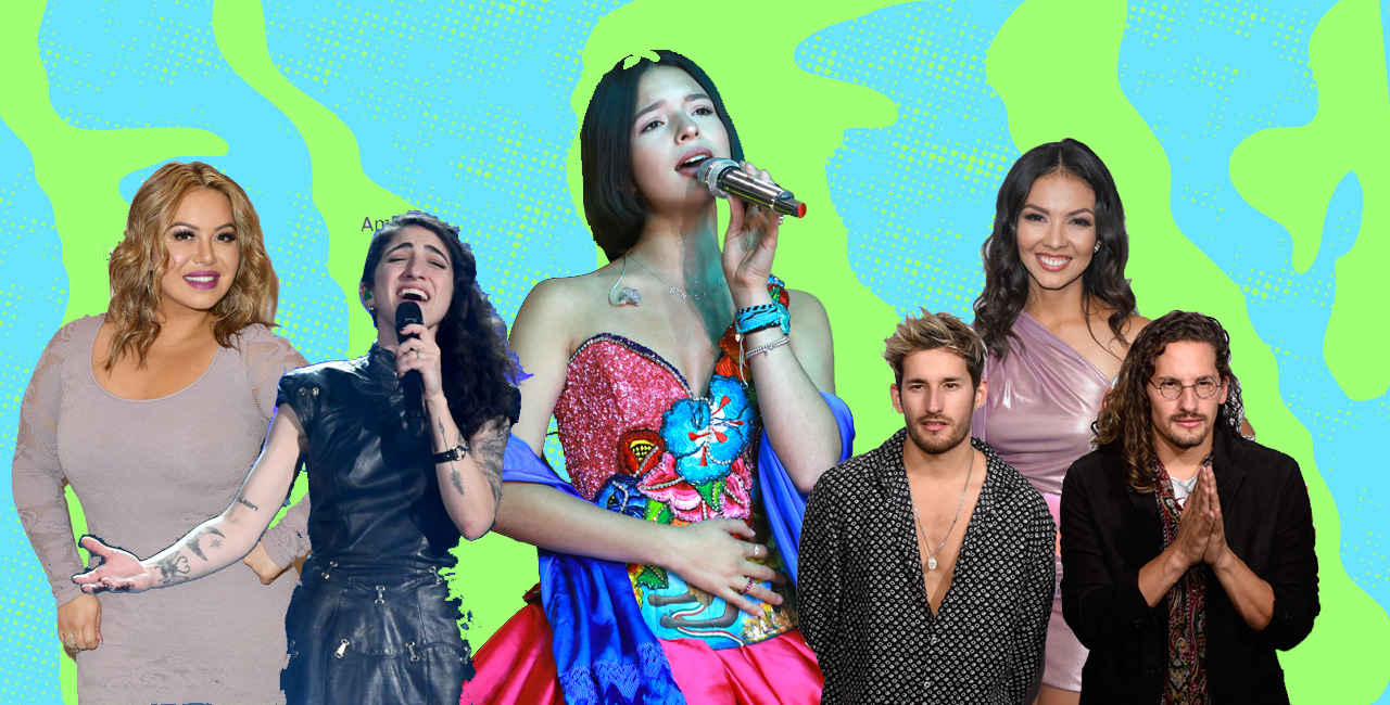 7 Up-And-Coming Latino Artists Breaking Out of Their Famous Parents' Shadows