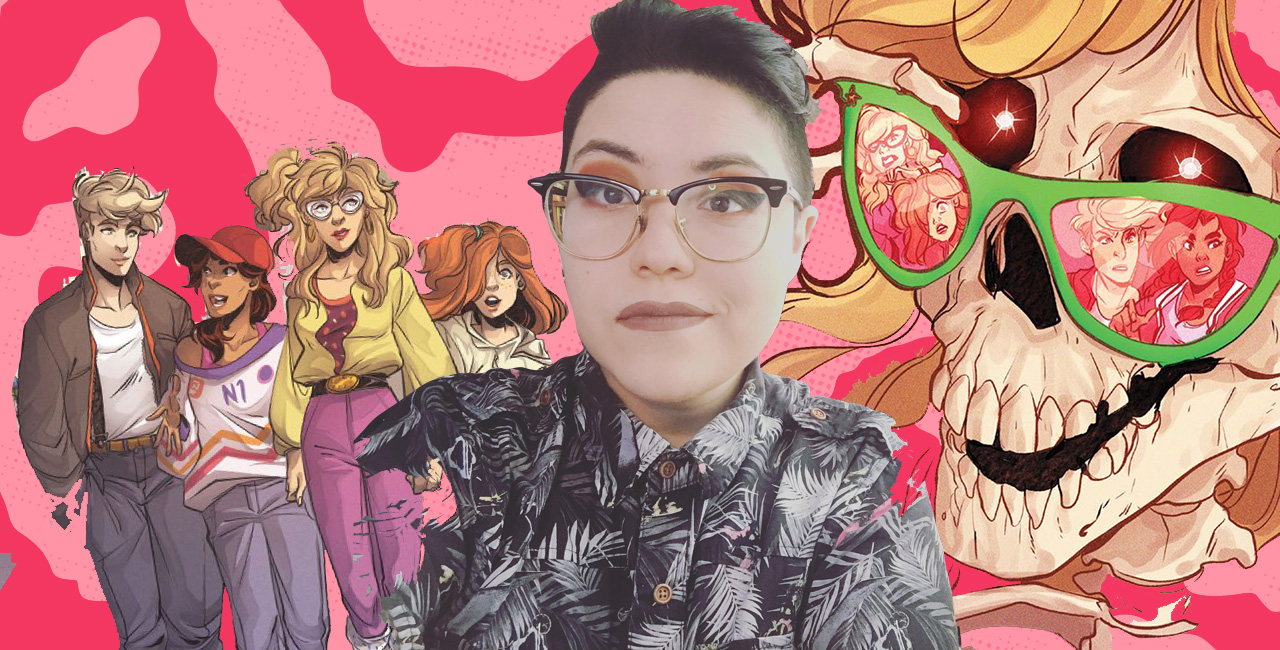With 'Morning in America,' Mexican Comic Artist Claudia Aguirre Is Celebrating Queer Femmes