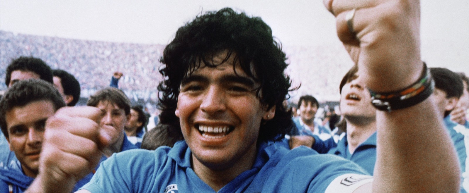 TRAILER: This HBO Documentary Chronicles the Darkness & Glory of Soccer Legend Diego Maradona