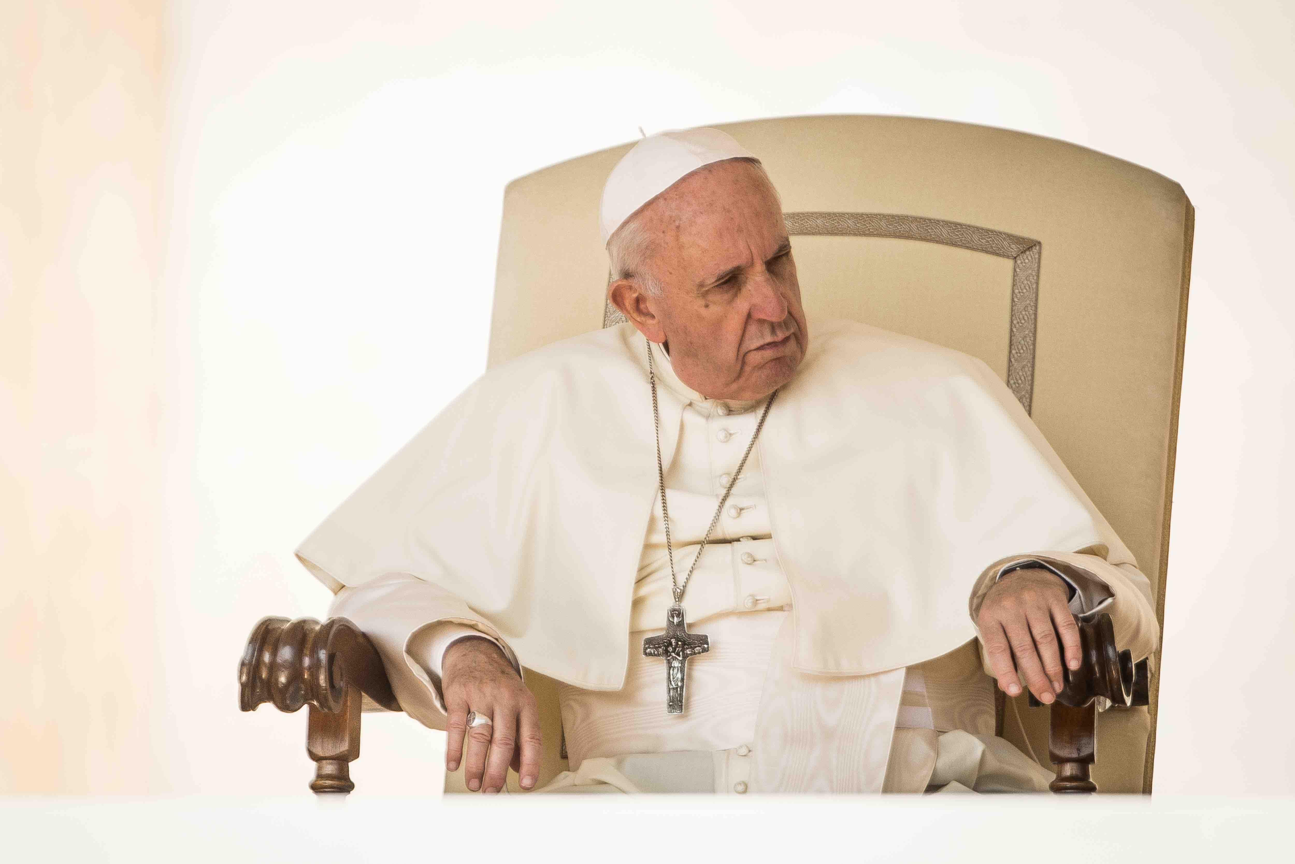 Pope Francis Told Hairdressers Que Paren de Chismear