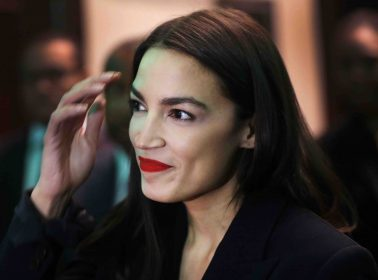 AOC Returns to Bartending for One Night to Advocate for Service Industry Workers