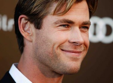 "This Video of Chris Hemsworth Dancing Along to ""La Bamba"" Will Make Your Day"