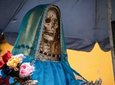 """People Are Pissed After This Network Reduced Santa Muerte & Malverde to """"Narco Saints"""""""