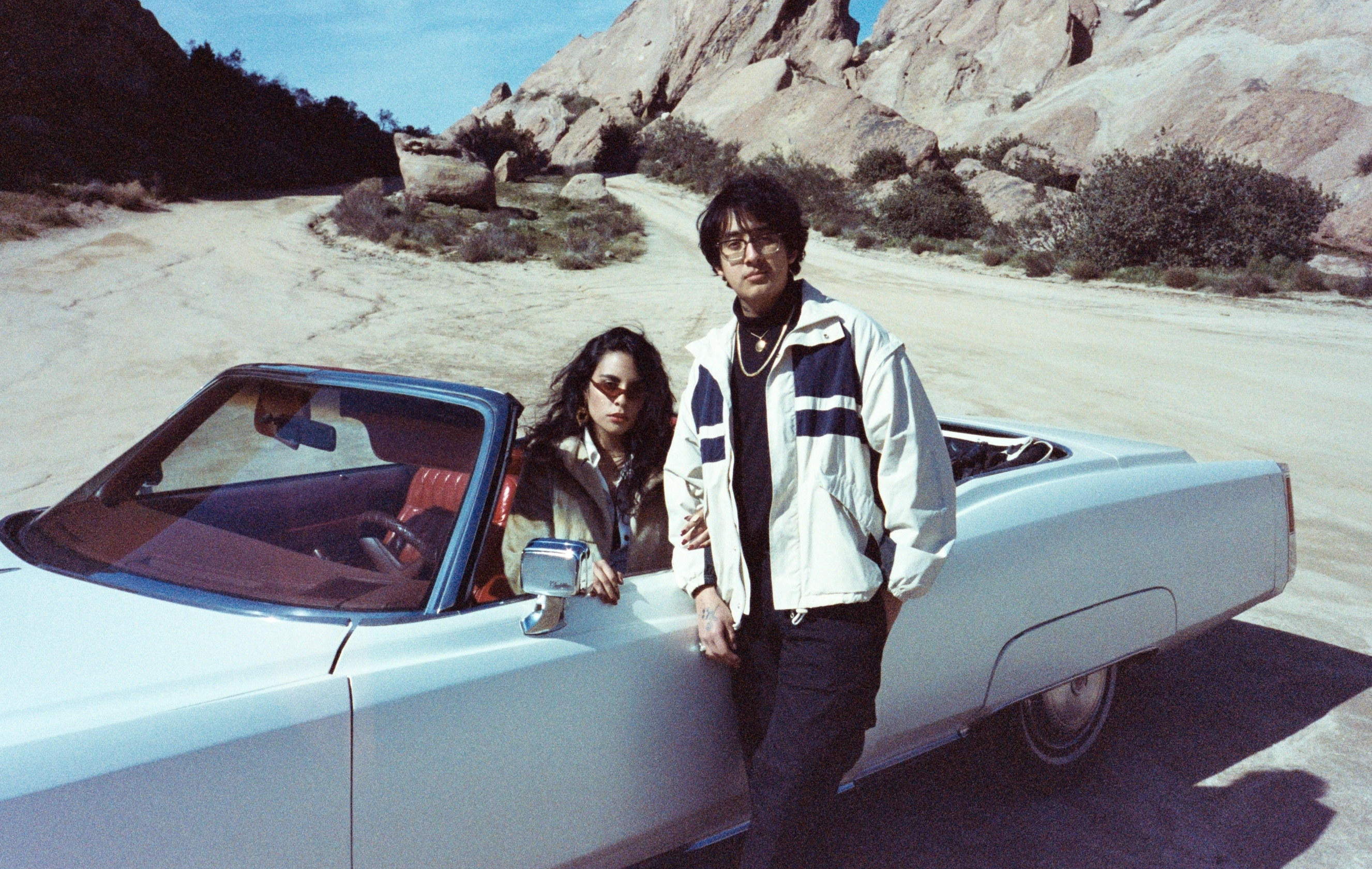 Girl Ultra's 'Dame Love' is a Sensuous Desert Night Drive With Cuco
