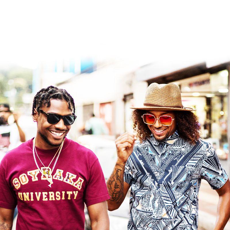 Los Rakas' New Album 'Manes del Negocio' is a Socially Conscious Trap Soiree
