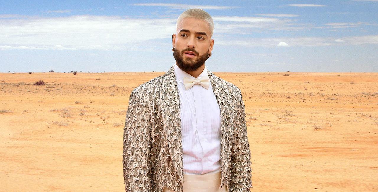 Maluma Got No Love on the Met Gala Pink Carpet & People Noticed