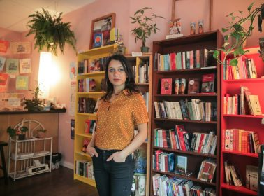 With Mil Mundos, María Herron Has Built a Bookstore for the Black & Brown Bushwick Community