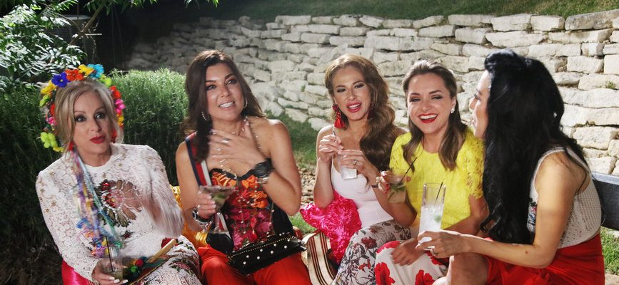 REVIEW: Bravo's 'Texicanas' Delivers Petty Drama, Drunken Fights & Surprising Insight into the Mexican American Experience