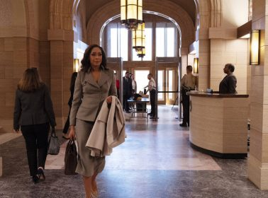 Gina Torres' 'Suits' Spin-Off 'Pearson' Gets Premiere Date and Trailer