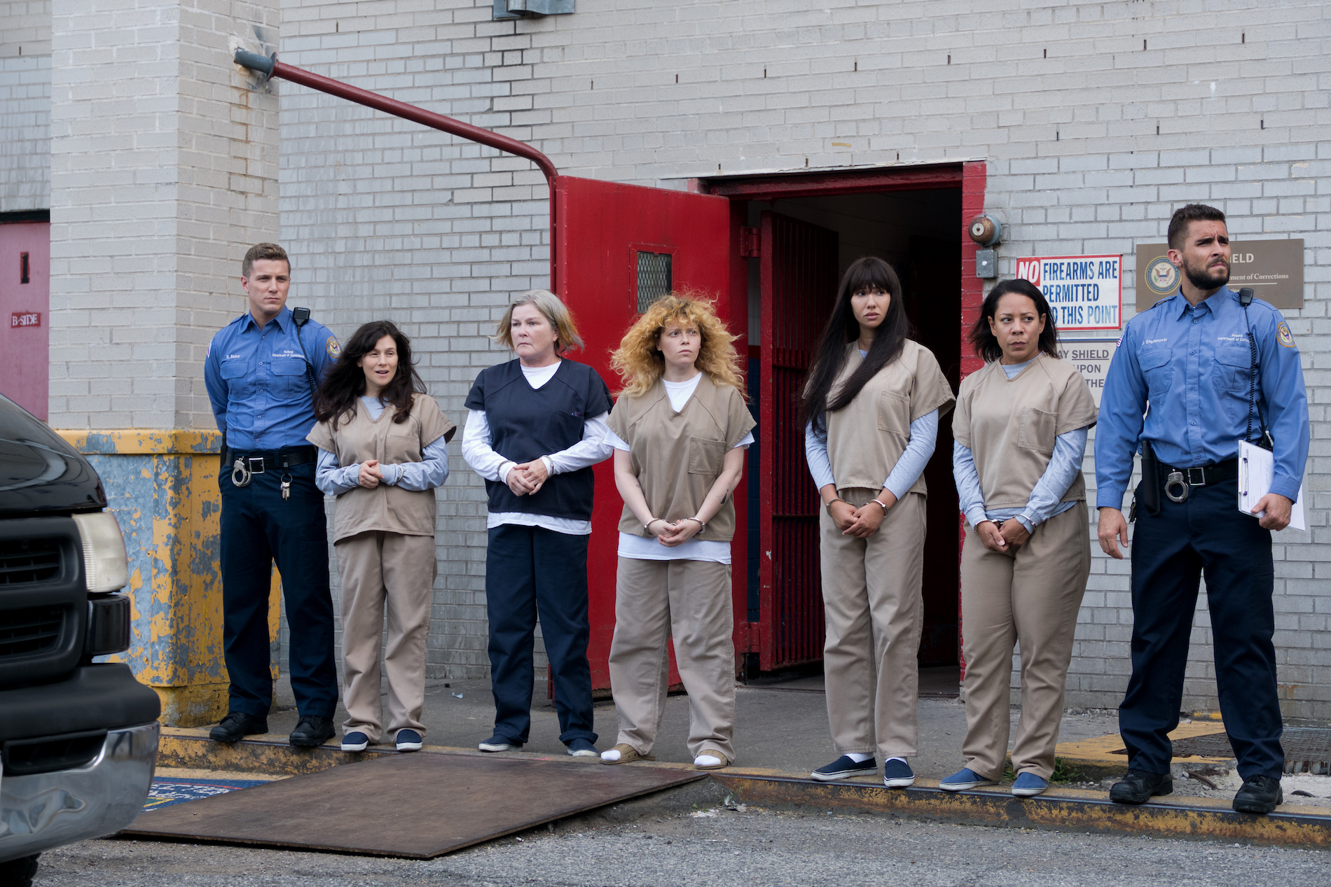 Maritza Is Back for 'Orange is the New Black's Final Season Debuting This Summer