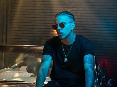 "Exclusive Premiere: Rauw Alejandro's ""Al Mismo Tiempo"" Brings R&B Nostalgia to Urbano"
