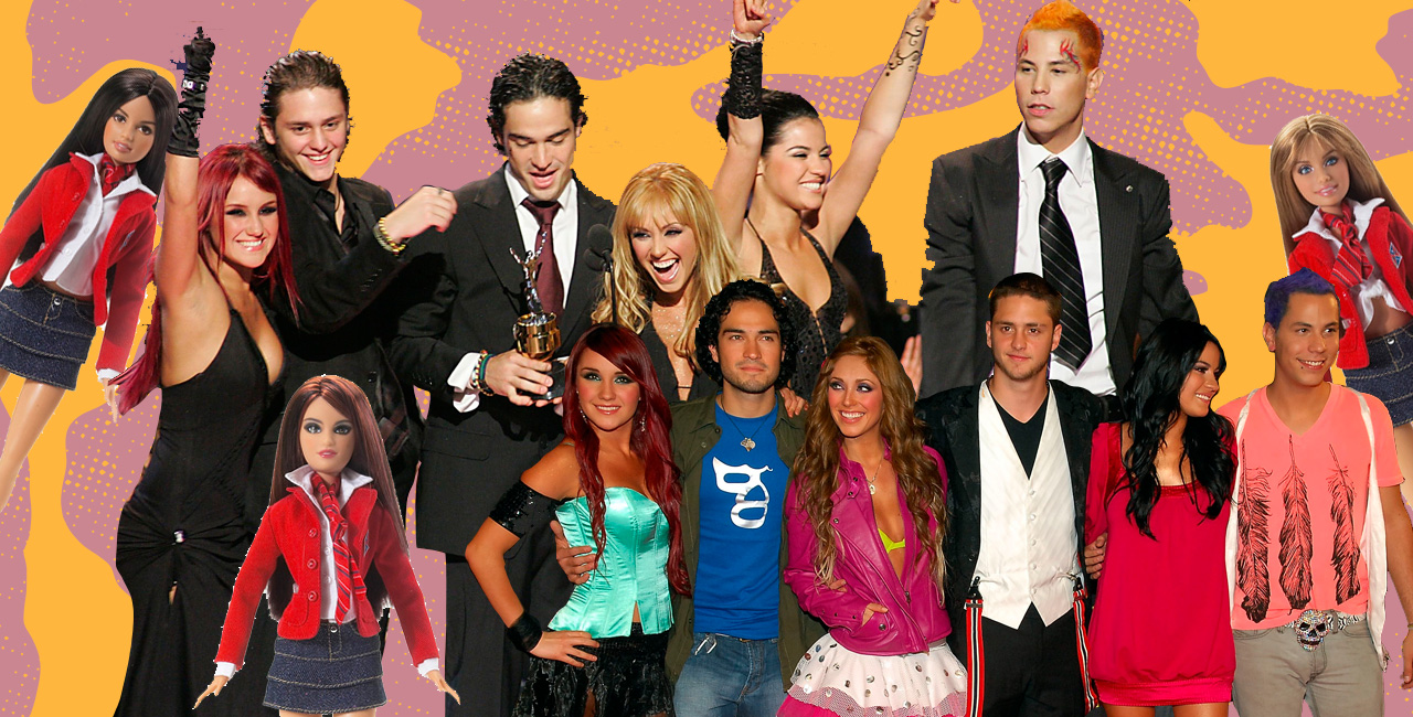 10 Years Later, We Remember RBD, Our Favorite Novela Band