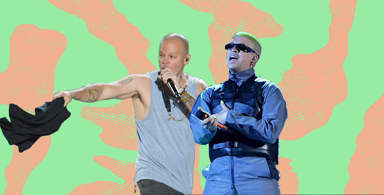 5 Hilarious Moments From Bad Bunny & Residente's Fan Q&A