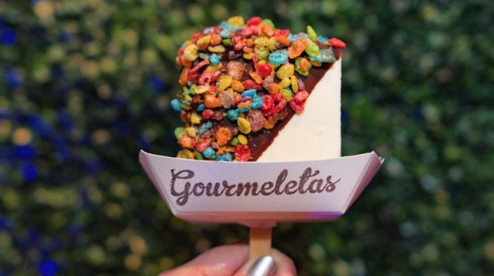 Meet the Couple Behind Gourmeletas, the Colorful, Drool-Worthy Desserts Popping Up All Over LA