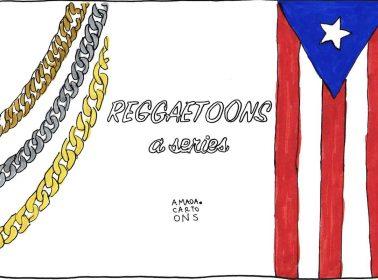 """""""Reggaetoons"""" is a Hilarious Cartoon Reimagining Classic Reggaeton Lyrics"""