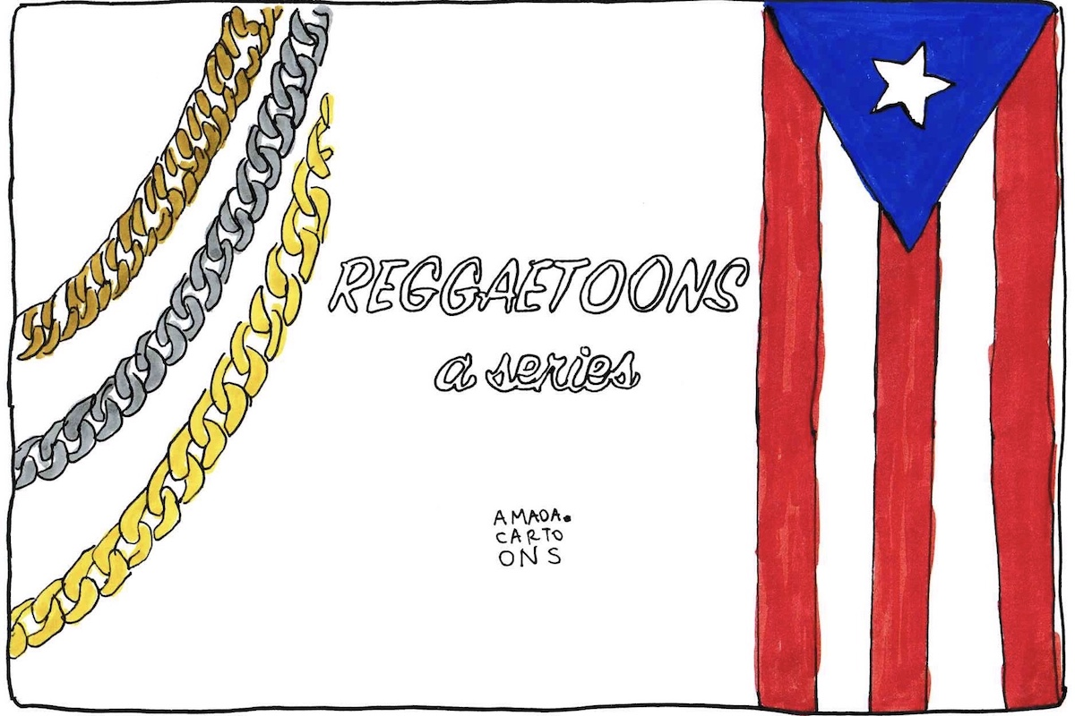 """Reggaetoons"" is a Hilarious Cartoon Reimagining Classic Reggaeton Lyrics"