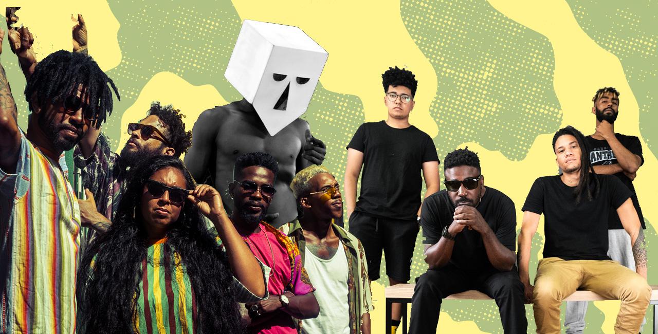Meet the Brazilian Musicians Leading Bahia's Afrofuturism Movement