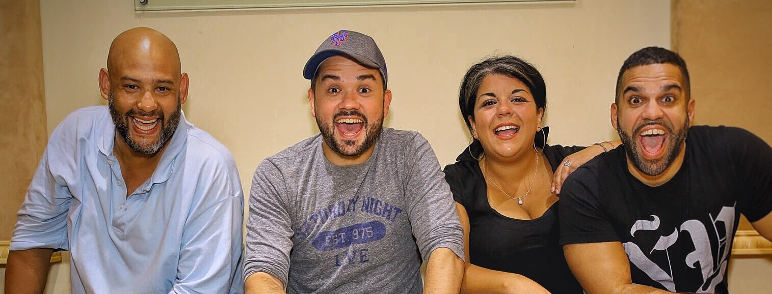 Latinos Out Loud Podcast Will Celebrate Its 100th Episode With a Live Show & Lin-Manuel Miranda