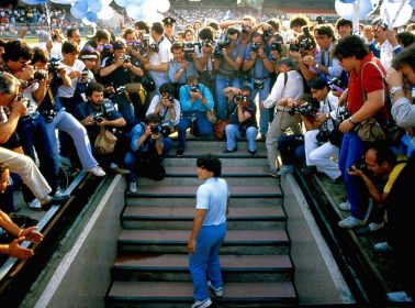Diego Maradona Documentary from Oscar-Winning Director Heads to HBO This Fall
