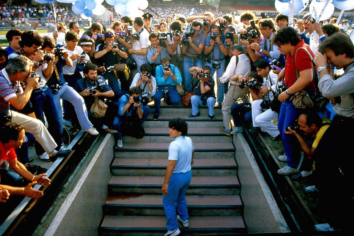 Diego Maradona Documentary from Oscar-Winning Director Heads to HBO This Fall
