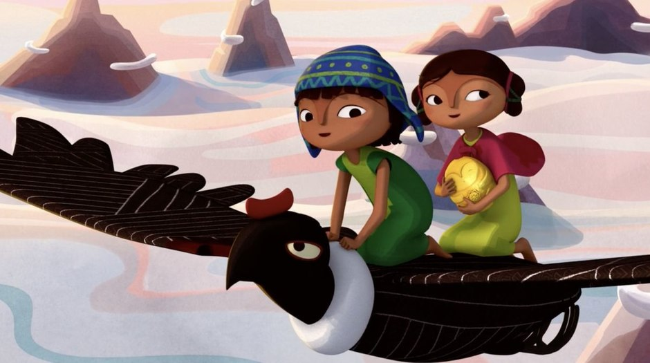 TRAILER: Netflix's Beautifully Animated 'Pachamama' is an Homage to Ancient Andean Culture