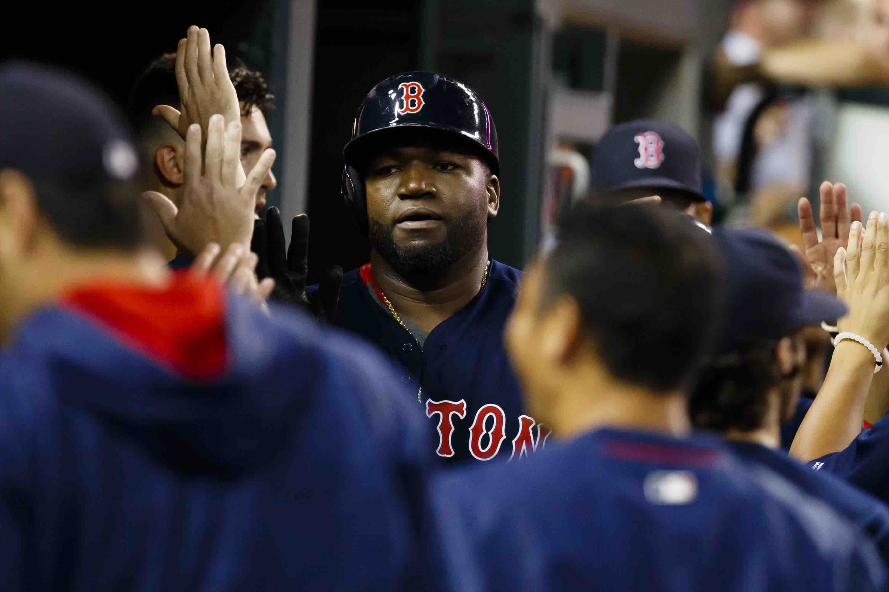 As Big Papi Recovers From Gun Shot Wound, Celebrities Send Messages of Support