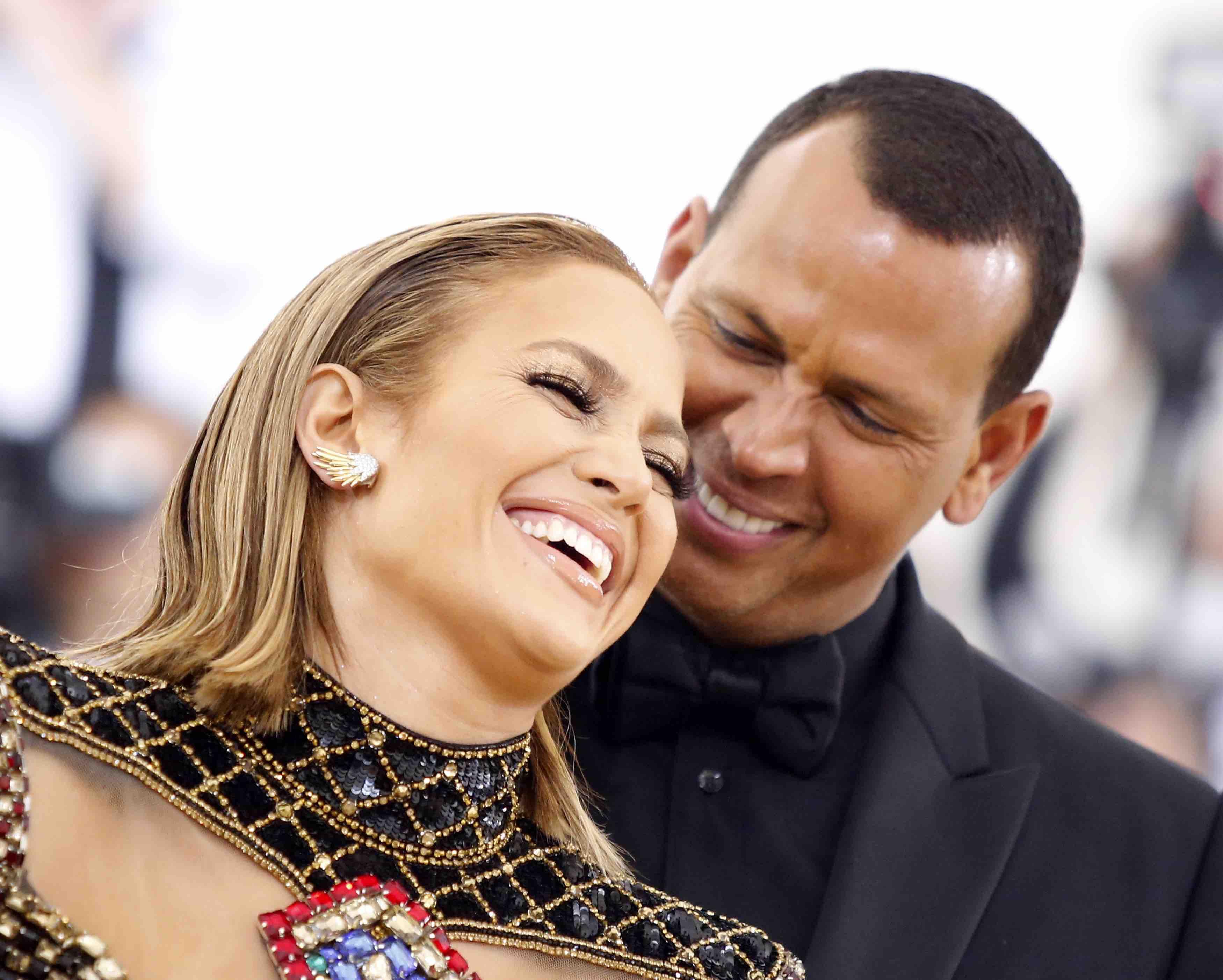 In a 1998 Interview, Alex Rodriguez Described His Dream Date as Jennifer Lopez